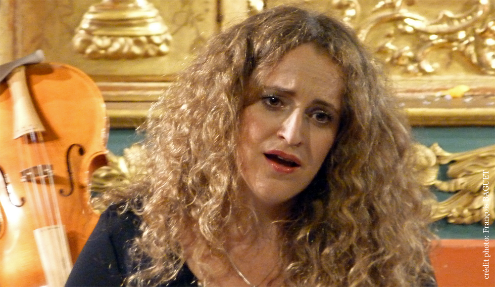 Raquel ANDUEZA - Festival Valloire baroque 2011