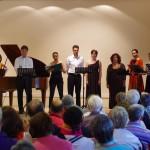 dans le cadre de La Traverse, Concert de la Master Class de chant soliste