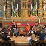 Canticum Novum dirigé par Emmanuel Bardon (répétition)
