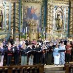 """dans le cadre de La Traverse, Concert """"Valloire enchanté"""" (choristes)"""