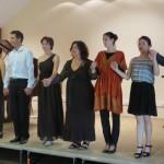 dans le cadre de La Traverse, Concert de la Master Class