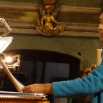 Le Sans-Pareil - Bruno Procopio (répétition dans l'église de Valloire)